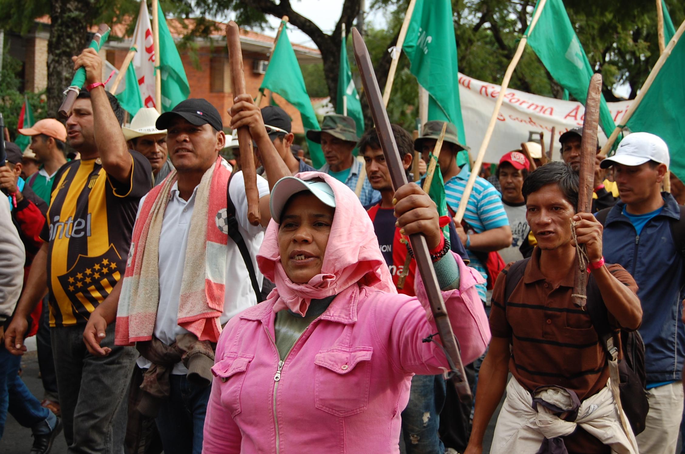 Para muchos analistas políticos la última huelga general marcó la recuperación de la capacidad de convocatoria del movimiento social.