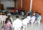 Reunión en Alberdi