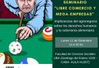 Seminario Libre Comercio y Mega Empresas