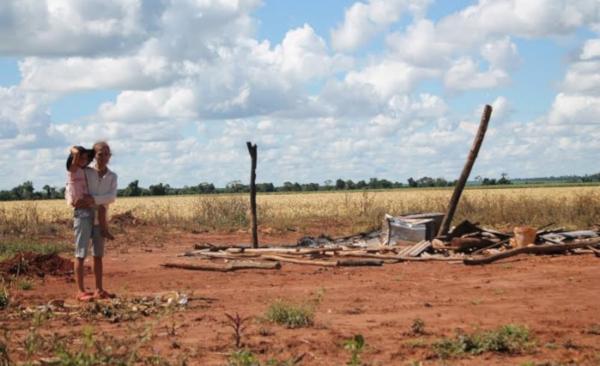 Resultado de imagen para paraguay agronegocio y pobreza